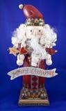 claus odizolowywał Santa zdjęcia stock