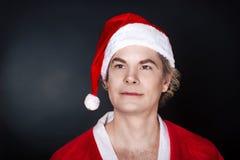 claus portret Santa Fotografia Royalty Free