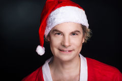 claus portret Santa Zdjęcie Royalty Free
