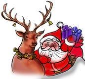 claus Santa Zdjęcie Royalty Free