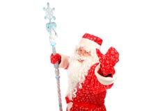 claus Santa Fotografia Royalty Free