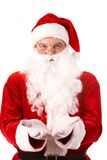 claus Santa obraz stock