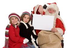 claus Santa Obrazy Stock