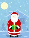 claus Santa ilustracja wektor
