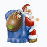 claus Santa Zdjęcie Stock
