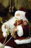 claus santa royaltyfri bild
