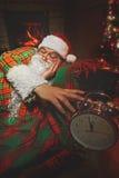 claus santa Στοκ φωτογραφία με δικαίωμα ελεύθερης χρήσης