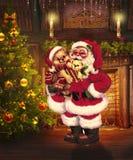 3 Claus Santa Zdjęcie Stock