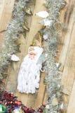 claus santa Arkivfoton