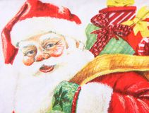 Claus Santa Images libres de droits