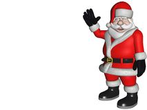 Claus Santa Photographie stock