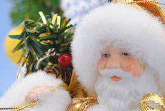 Claus santa Stock Photo