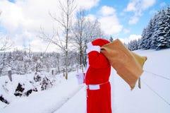 claus santa Стоковые Фотографии RF