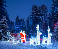 claus santa Στοκ φωτογραφίες με δικαίωμα ελεύθερης χρήσης
