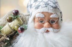 claus santa Στοκ Φωτογραφία