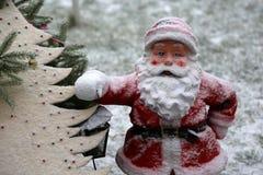 claus santa Стоковая Фотография RF