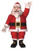 claus santa toon бесплатная иллюстрация