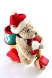 claus santa toy Royaltyfria Foton