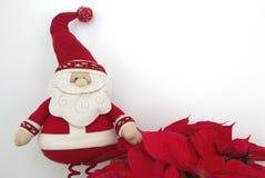 claus Santa tradycyjny Zdjęcie Royalty Free