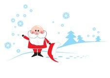 clause Santa Photos stock