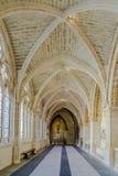 Claustro da catedral de Burgos Foto de Stock Royalty Free