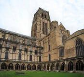 Claustro de Durham Imagem de Stock
