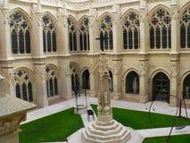 Claustro de la catedral, Burgos ( Spain ) Royalty Free Stock Photography