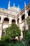 Claustro de Saint Juan de los Reyes. The Claustro de Saint Juan de los Reyes in Toledo, Spain Royalty Free Stock Image