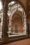 Claustro de San Agustin Stock Photo