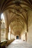 Claustro de Sant Zoilo en Carrion de los Condes; Palencia; Castilla y León; España; Fotos de archivo