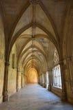 Claustro del monasterio de Batalha portugal Imagenes de archivo
