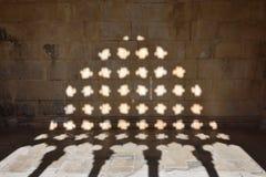 Claustro del monasterio de Batalha portugal Foto de archivo