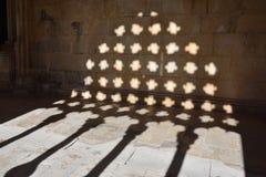 Claustro del monasterio de Batalha portugal Fotos de archivo libres de regalías