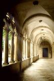 Claustro dominicano Foto de archivo libre de regalías