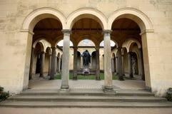 Claustro en el parque de Sanssouci Fotografía de archivo libre de regalías