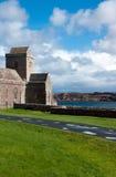 Claustro Iona Abbey Fotografía de archivo libre de regalías