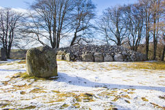 Clava Cairns Stock Images