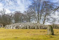 Clava Cairns Royalty Free Stock Images