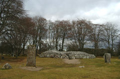 Clava Cairns, Scotland Royalty Free Stock Image