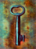 Clave Foto de archivo