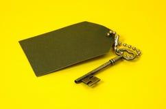 Clave de la vendimia fotografía de archivo libre de regalías