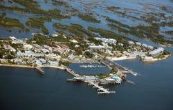 Clave del cedro, la Florida Imagen de archivo libre de regalías