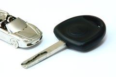 Clave del coche foto de archivo libre de regalías