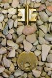 Clave ocultado Foto de archivo