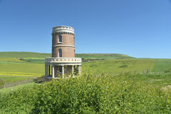 Clavell Tower, Kimmeridge Bay Stock Image