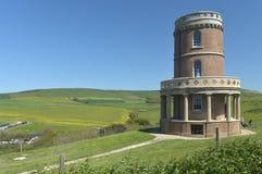 Clavell Tower, Kimmeridge Bay Stock Photo