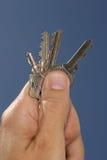 Claves Imagen de archivo libre de regalías