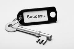 Claves al éxito Fotografía de archivo