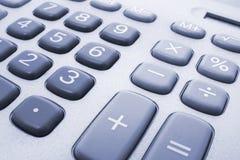 Claves de la calculadora imagenes de archivo
