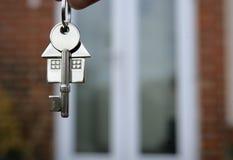 Claves de la casa Foto de archivo libre de regalías
